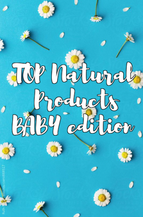 TOP Natural Products. BABY edition